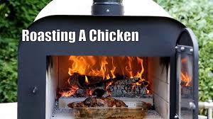 outdoor wood burning pizza oven kit uk youtube