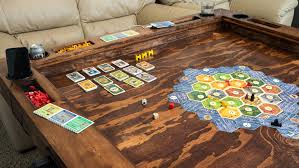 neoprene game table cover first woodworking project gaming table album on imgur