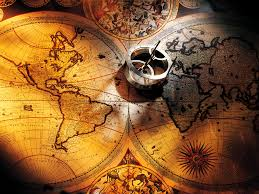 Compass Map Images Of Old Compass Map Wallpaper Sc