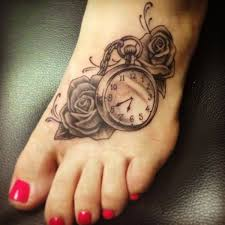 foot tattoos for women u2013 how to choose the best design