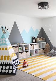 jeux de fille d馗oration de chambre déco 25 idées pour aménager un coin jeu dans une chambre d enfant