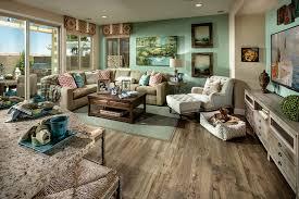 Pardee Homes Las Vegas Summerglen Contemporary Family Room - Family rooms las vegas