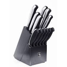 Henkel Kitchen Knives J A Henckels International Everedge Plus 13 Piece Knife Set 15500