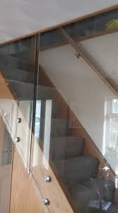 Glass Banister Uk Home Statley Holmes