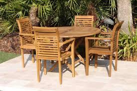 teak tables for sale sale 48in easy fold table 4 atlantic chair teak set oceanic teak