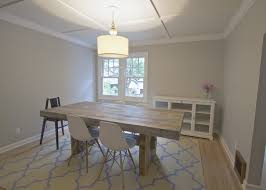 dining room large stained glass hanging light chandelier kitchen