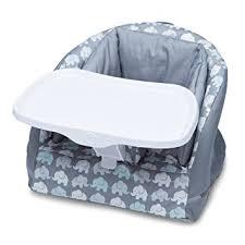 amazon com boppy baby chair elephant walk gray baby