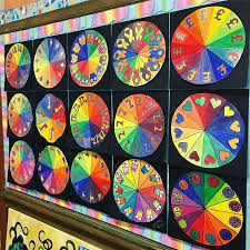 25 beautiful complementary color wheel ideas on pinterest