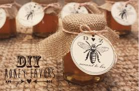 honey favors make it yourself monday diy honey favors sweetgrass social