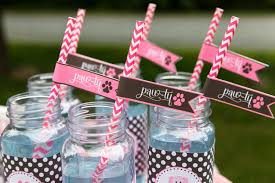 puppy party supplies kara s party ideas pink puppy party planning ideas supplies idea