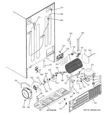 refrigerator wiring diagram for frigidaire lfus2613lp3 2006