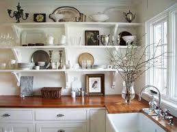 ideas for kitchen shelves top kitchen shelves white open shelving kitchen open wall shelves
