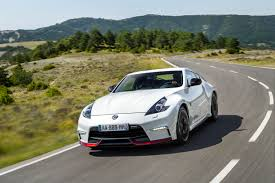 nissan fairlady 370z nismo nissan turns up the excitement with fully updated 370z nismo car