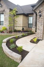 Elevated Front Yard Landscaping - curb appeal 20 modest yet gorgeous front yards yard landscaping
