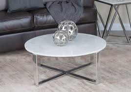 Stainless Steel Sofa Table Cole U0026 Grey Stainless Steel Marble Coffee Table U0026 Reviews Wayfair
