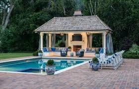 cabana pool house cabana pool house best two types of pool designs with cabana pool