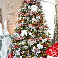 Christmas Office Door Decorations Using Ribbons Bows And Bells 100 Incredible Christmas Tree Decorating Ideas Family Handyman