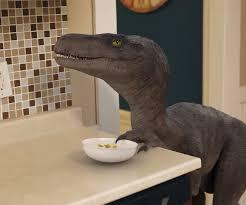 Meme Generator Velociraptor - velociraptor blank template imgflip