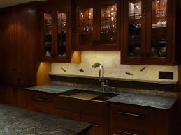 Cabinet For Kitchen Sink Decorating Stainless Steel Apron Sink On Wooden Kitchen Cabinet