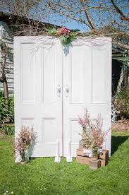 wedding backdrop doors 90 best ceremony backdrops images on