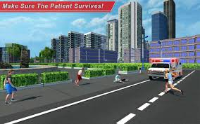 ambulance rescue simulator 16 android apps on google play