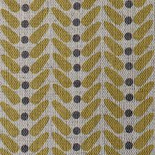 Yellow Patterned Curtains Hulda Mustard Yellow Patterned Linen Mix Oeko Tex Fabric