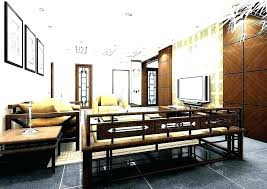 oriental living room oriental living room furniture charming using wooden frame sofa set