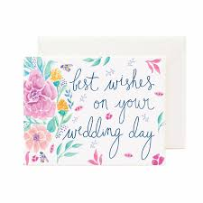 wedding day wishes for card best wishes on your wedding day greeting card cunning co