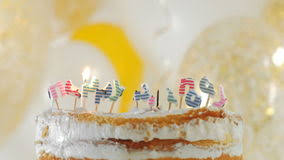 happy birthday cake stock footage u0026 videos 1 287 stock videos