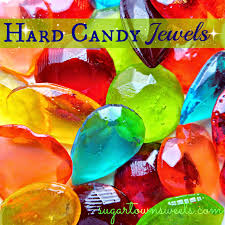 edible candy jewelry sugartown how to make candy jewels using melted jolly