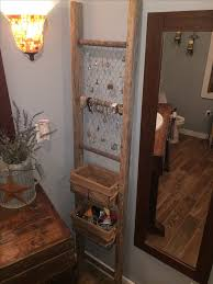 Leaning Bathroom Ladder Over Toilet by Best 25 Decorative Ladders Ideas On Pinterest Blanket Ladder