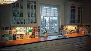 küche fliesenspiegel küchenrückwand selbst de badezimmer ohne fliesen ideen für