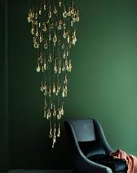 Cloud Chandelier Ochre Contemporary Furniture Lighting And Accessory Design