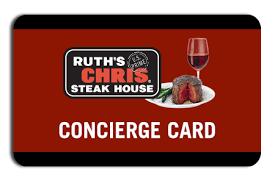 ruth chris gift cards la cantera terrace ruth s chris steak house
