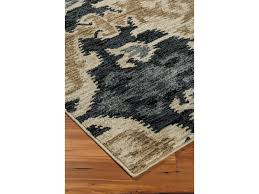 Blue Brown Area Rugs Ashley Signature Design Transitional Area Rugs Saville Blue Brown