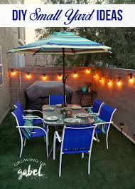 3 small backyard ideas to create an outdoor oasis