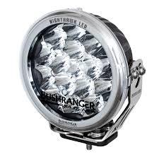 led driving lights automotive led round driving lights spot bushranger 4x4 gear