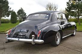 rolls royce silver cloud classic 1961 rolls royce silver cloud ii sedan saloon for sale