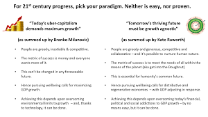 Fascinating Meaning by For 21st Century Progress Pick Your Paradigm U2026 Kate Raworth