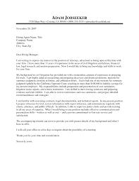 cover letter cover letter for legal internship cover letter for