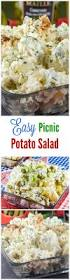 this easy picnic potato salad recipe makes your classic american