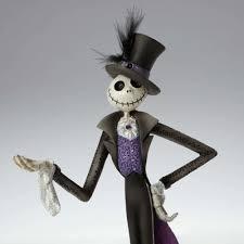 skellington sally figurine the nightmare before