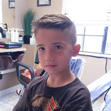 my sons new undercut great for a stylen little boy yelp