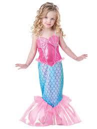 Amazon Halloween Costumes Girls Amazon Incharacter Baby U0027s Mermaid Costume Clothing