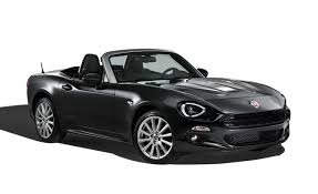 black convertible cars 2017 fiat 124 spider dissected u2013 feature u2013 car and driver