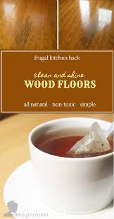 fast free easy kitchen hack to shine damaged and dull wooden