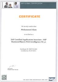 Sap Sd Resume Sample by Sap Bo Resume Sample Free Resume Example And Writing Download
