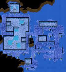 Final Fantasy 1 World Map by Maps Archives Final Fantasy I Walkthrough
