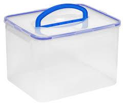 snapware airtight food storage 29 cup rectangular
