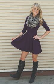 dresses with boots must skater dresses 2018 fashiongum